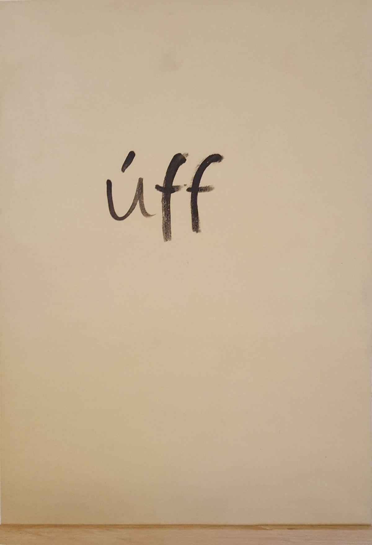 Exhibition Opening − D35 Leifur Ýmir Eyjólfsson: Manuscript