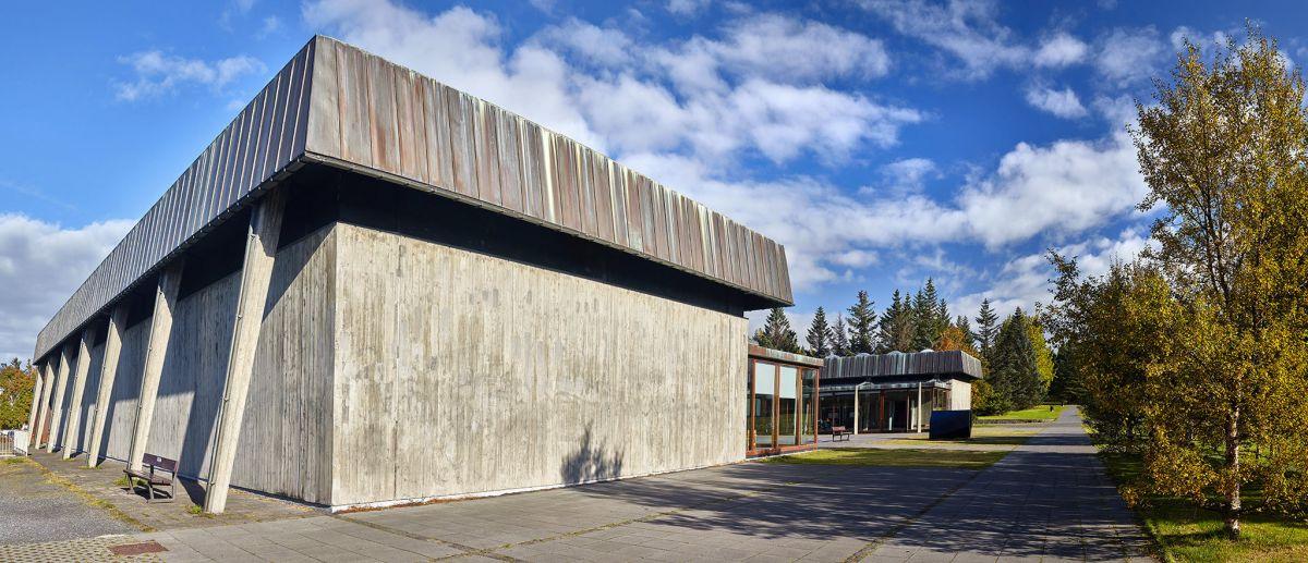 Reykjavík Art Museum Kjarvalsstaðir