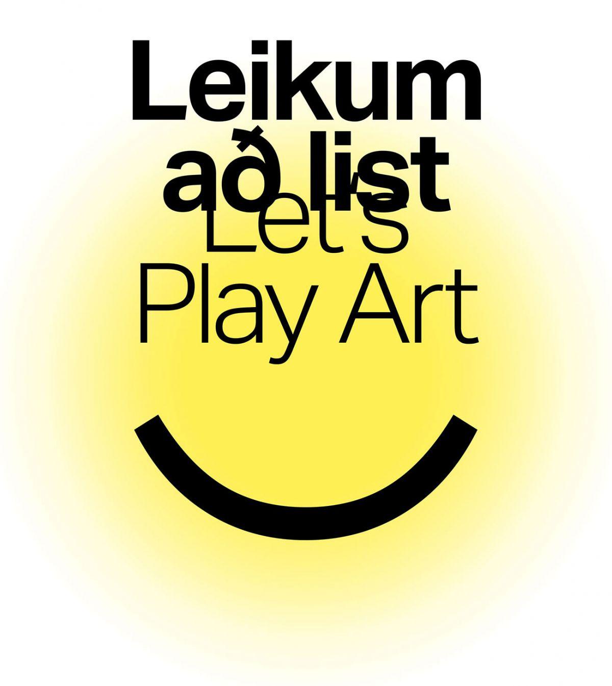 LET'S PLAY ART: Kjarval Workshop