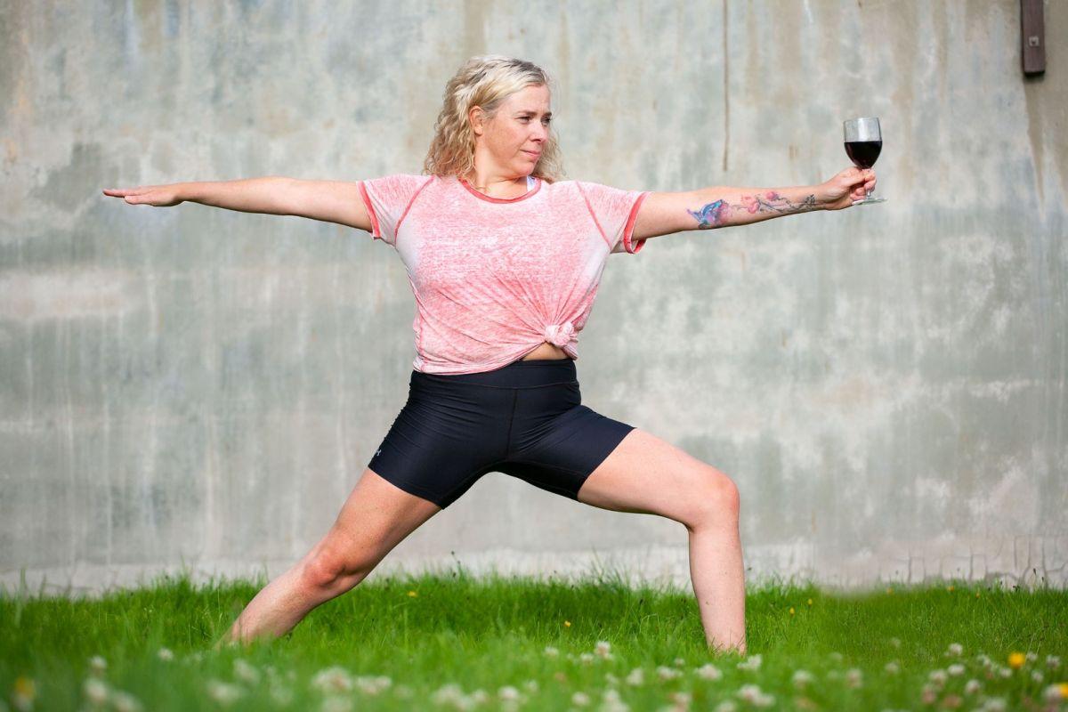 Redwine Yoga