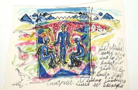 Jóhannes S. Kjarval, Untitled.