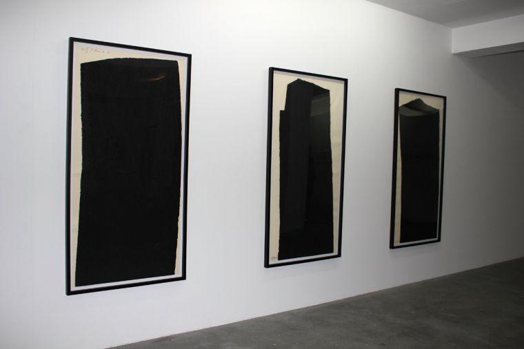Richard Serra: Áfangar