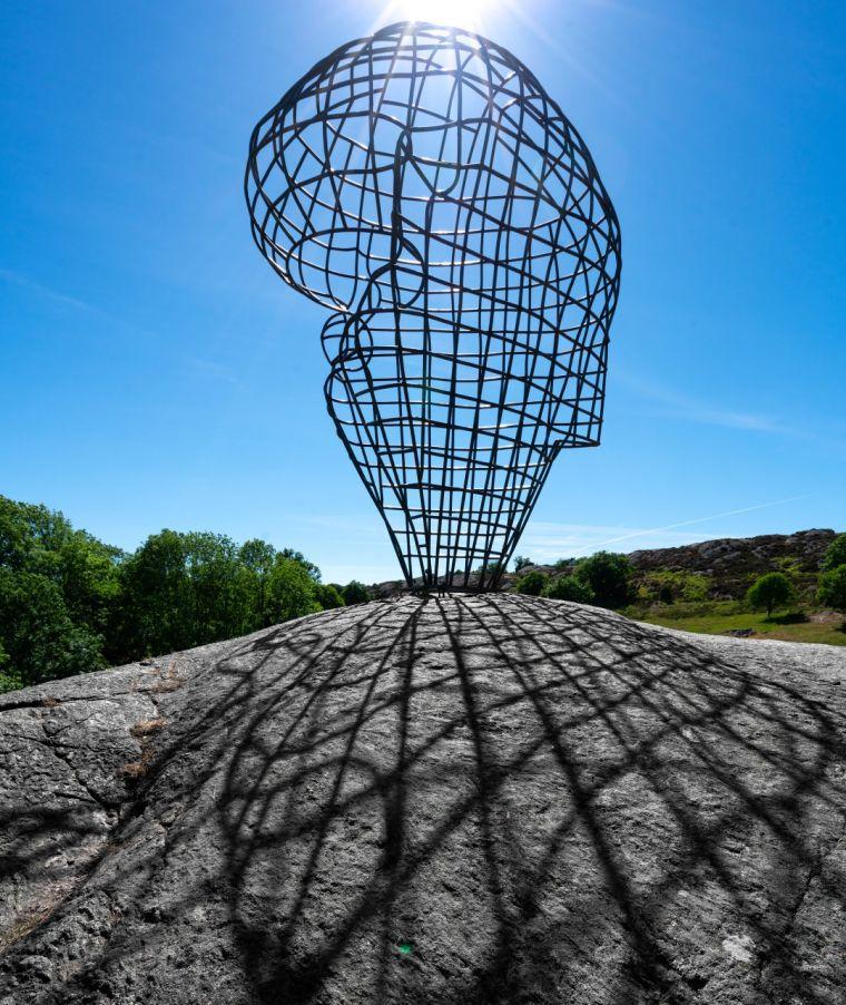 Exhibition Opening −Helgi Gíslason: Where the Boundaries Lie. Photo: ©Leo Roos