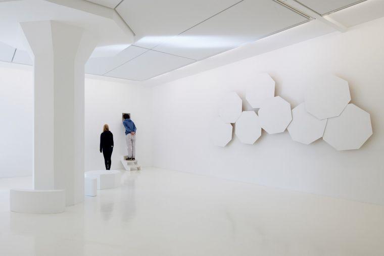From the exhibition Margin by Emma Heiðarsdóttir in Gallery D at Hafnarhús 2019.
