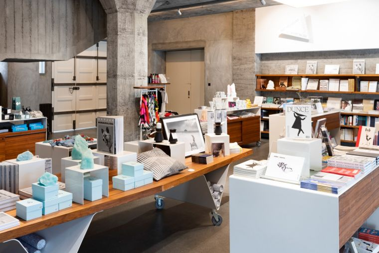 The museum shop is now on the Web