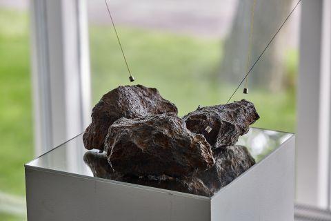 Hreinn Friðfinnsson, Composition, 2016.