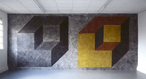 Sol LeWitt – volunteers wanted