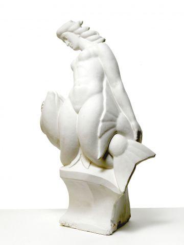 Ásmundur Sveinsson, Mermaid, 1922.