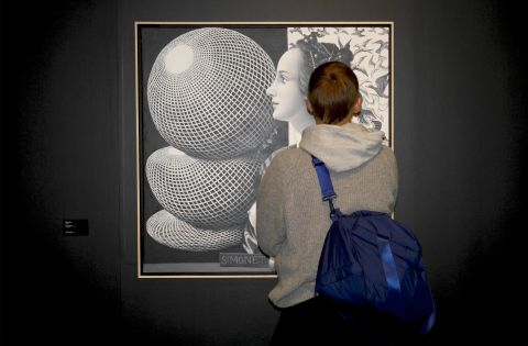 Black and White: Gallery Talk for families