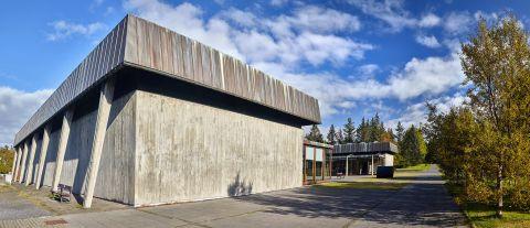 Reykjavík Art Museum - Kjarvalsstaðir