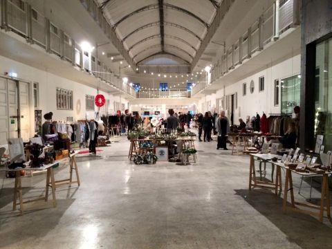 Popup Verzlun | Christmas Market – design, art & experience