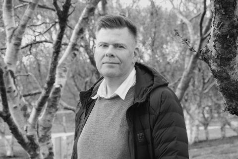 Artist Talk: Þorri Hringsson. Photo: Hildur Inga Björnsdóttir.