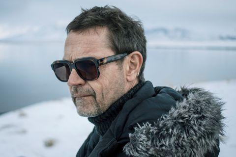 Einar Örn Benediktsson, photo Einar Snorri.