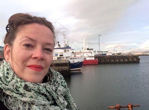 Curator Birta Guðjónsdóttir