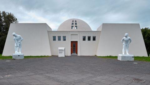 Ásmundarsafn closed