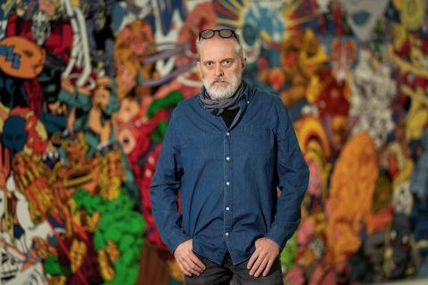 Curator Talk: Raw Power. Photo: Eyþór Árnason.