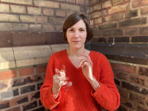 TALK Series:  Cassandra Edlefsen Lasch