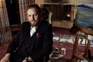 Ragnar Kjartansson, photo Elísabet Davíðsdóttir