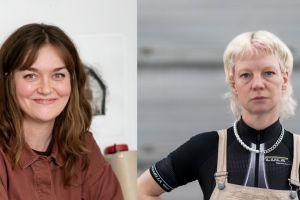 Artists Talk: Eva Ísleifs and Rebecca Erin Moran