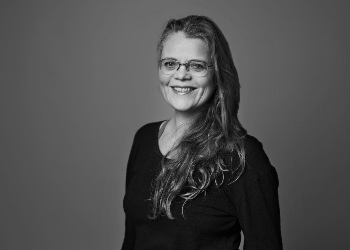 Tinna Gunnarsdóttir vöruhönnuður.