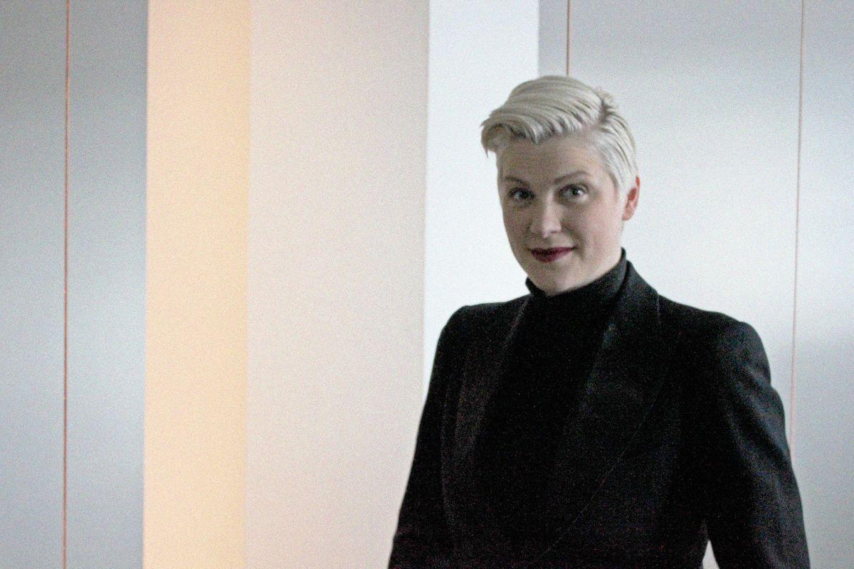 Artist Anna Fríða Jónsdóttir