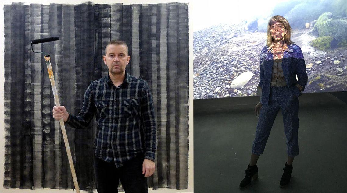 Einari Garibaldi og Ósk Vilhjálmsdóttir