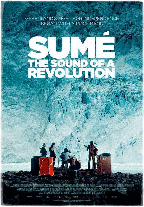 Kvikmyndasýning: Sumé – the Sound of a Revolution