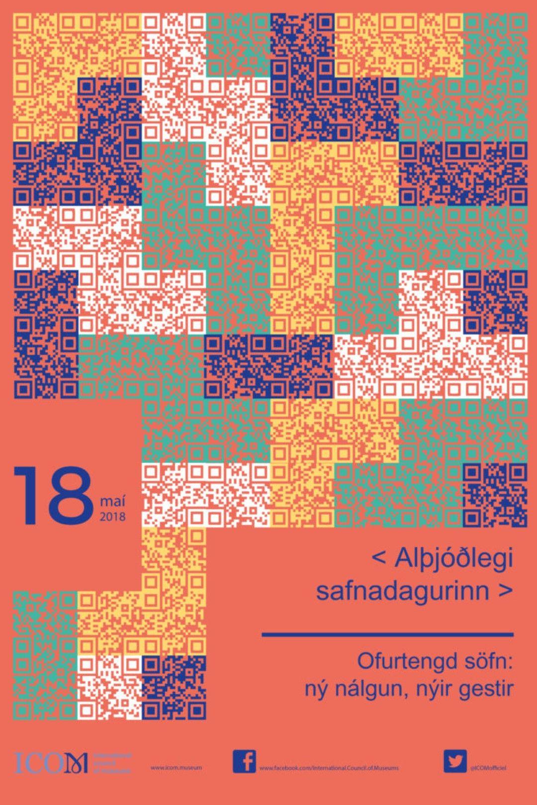 Alþjóðlegi safnadagurinn: Leiðsögn - Tak i lige måde: Contemporary Art from Denmark
