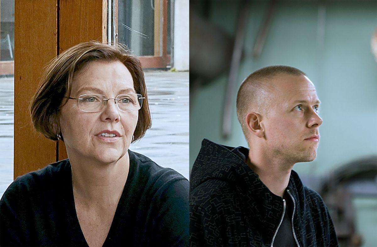 Anna Líndal og Unnar Örn J. Auðarsson
