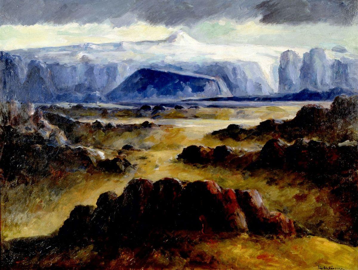 Einskismannsland: Hádegisleiðsögn
