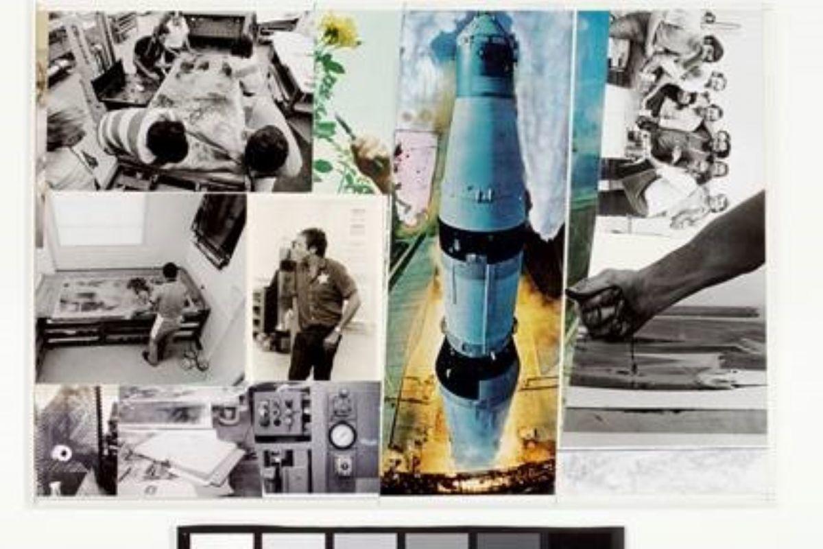 Málum geiminn: List í boði NASA