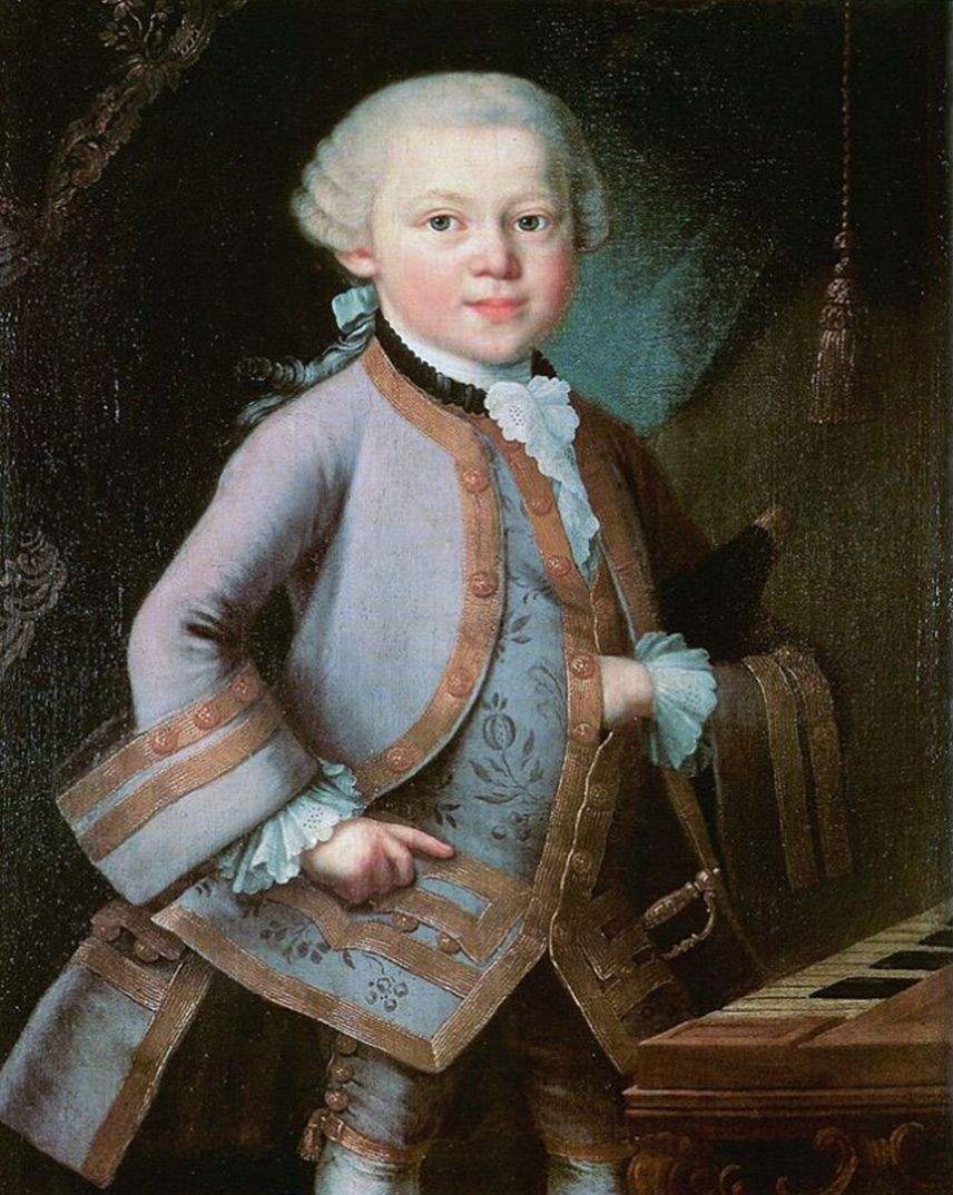 Mozart tónleikar