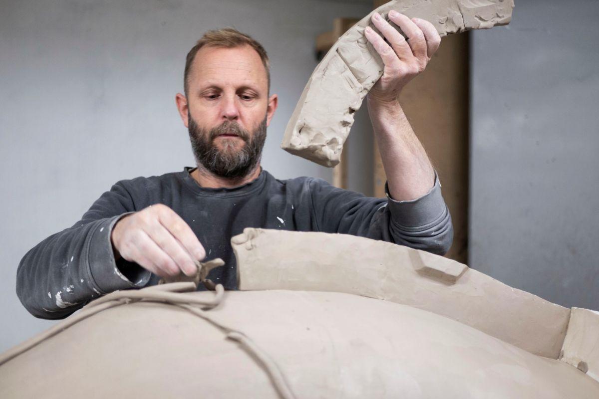 Artist Talk: Budding Earth. Ljósmynd: Hildur Inga Björnsdóttir