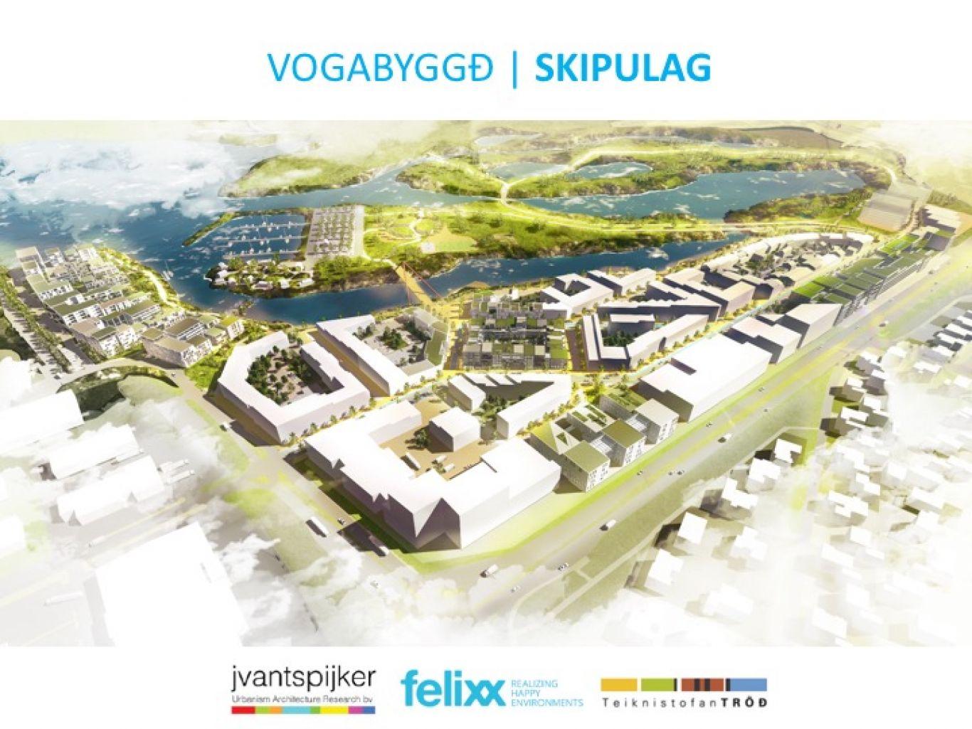 Vogabyggð - skipulag