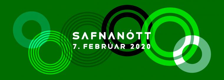 Dagskrá Safnanætur 2019