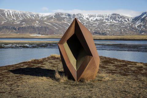 Sýningaropnun – Brynhildur Þorgeirsdóttir: Frumefni náttúrurnnar
