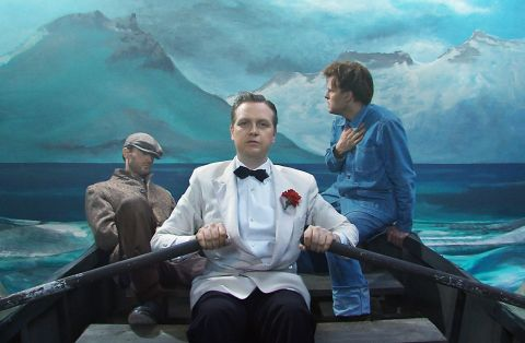 Ragnar Kjartansson World Light – The Life and Death of an Artist, 2015 Four channel video, total duration 20 hours, 45 minutes, 22 seconds Courtesy of the artist, Luhring Augustine, New York and i8 Gallery, Reykjavik Commissioned by Thyssen-Bornemisza Art Contemporary, Vienna