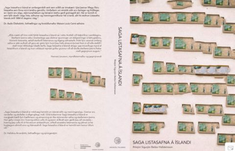 Saga listasafna á Íslandi