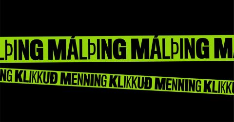 Málþing um geðveiki í listum