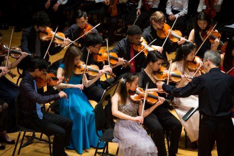 Strengjasveitin Youth Chamber Orchestra