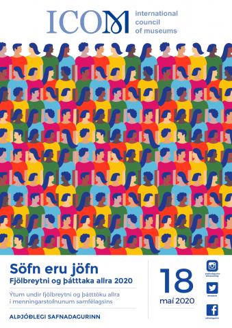 Alþjóðlegi safnadagurinn 2020