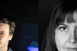 Sigurður Guðjónsson og Bjargey Ólafsdóttir.