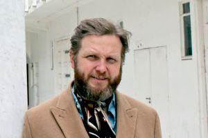 Ragnar Kjartansson. Ljósmynd: Hildur Inga Björnsdóttir.