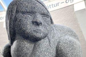 Haustfrí grunnskólanna: Kisuskúlptúrsmiðja. Ljósmynd: Hildur Inga Björnsdóttir.