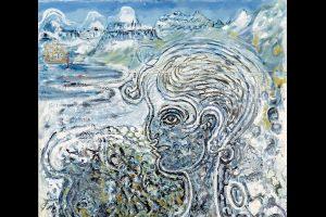 Kjarval, Fyrstu snjóar, 1953.