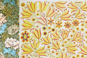 Örleiðsagnir um valin verk: William Morris og Sölvi Helgason