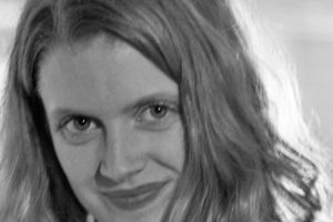 Edda Halldórsdóttir sýningarstjóri.