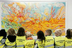 Let's Play Art: Gallery Talk for families