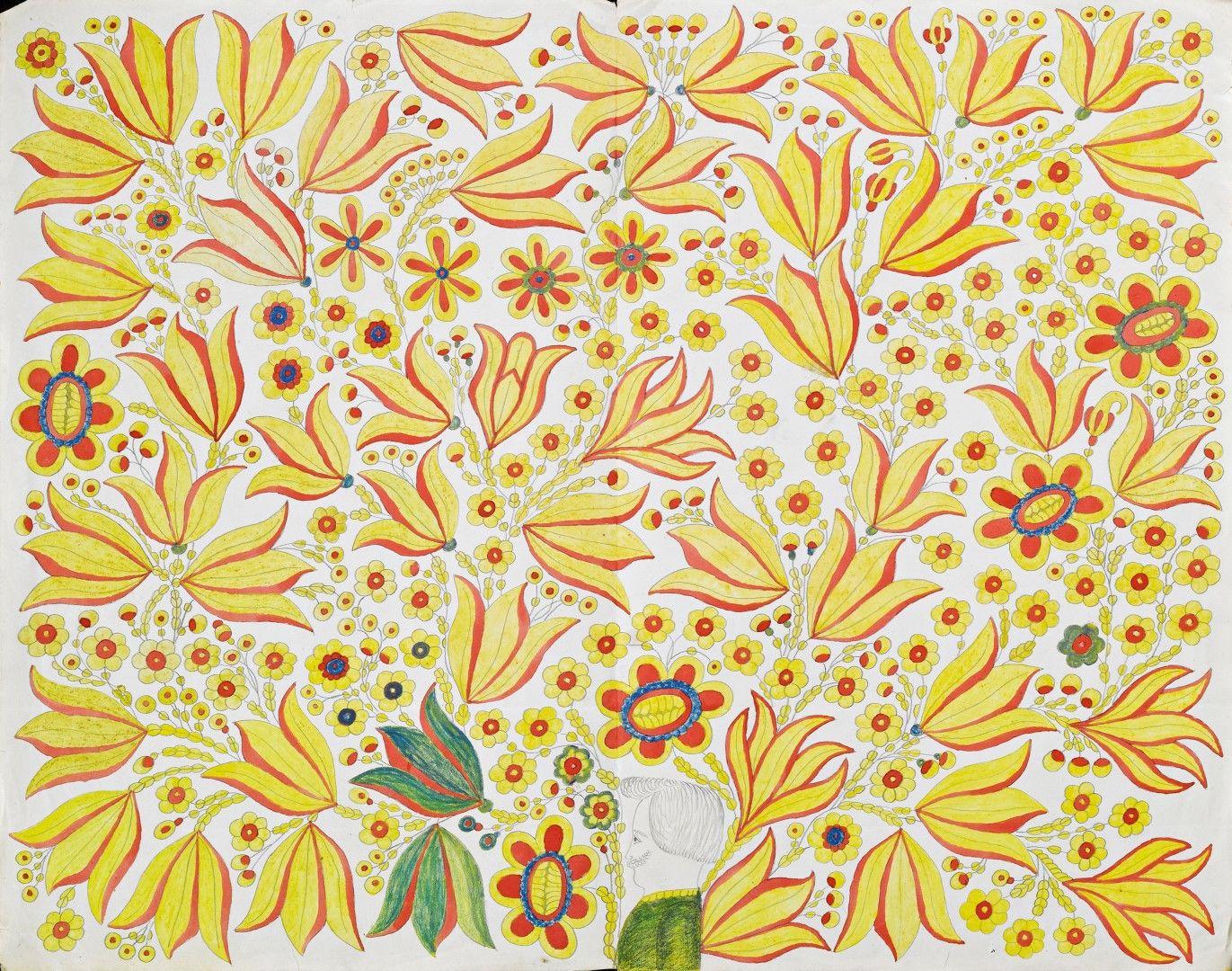 Sölvi Helgason, Floral Fantasy.